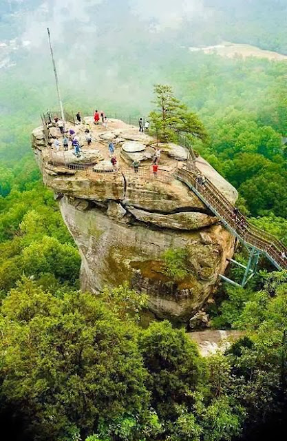 Chimney Rock, North Carolina,USA, tapandaola111