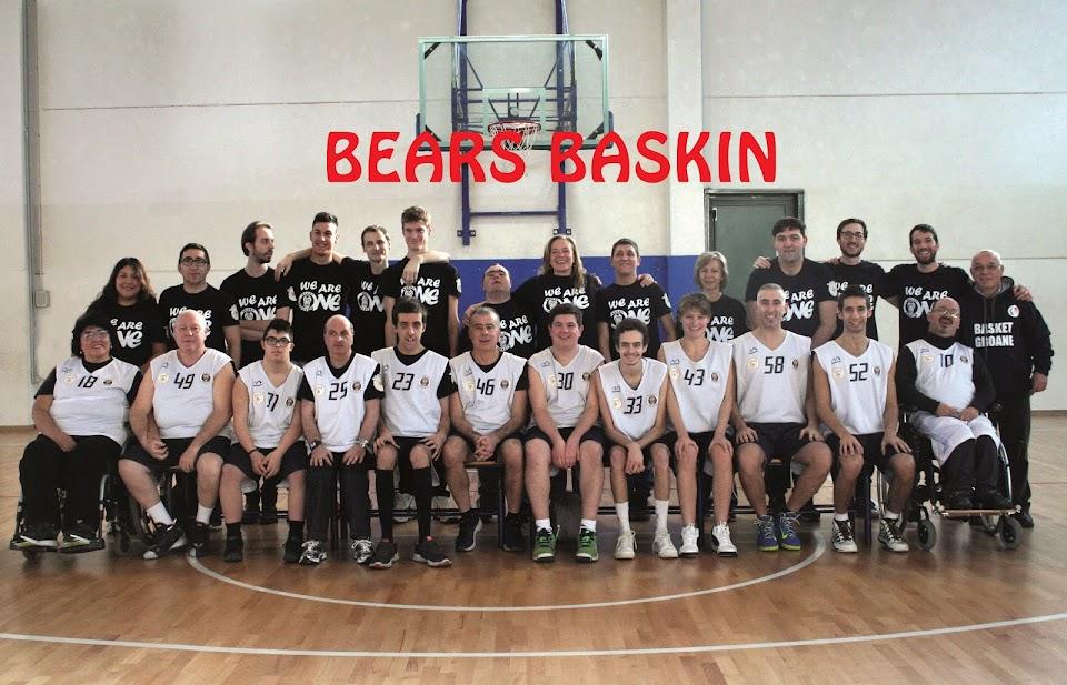 Bears Baskin