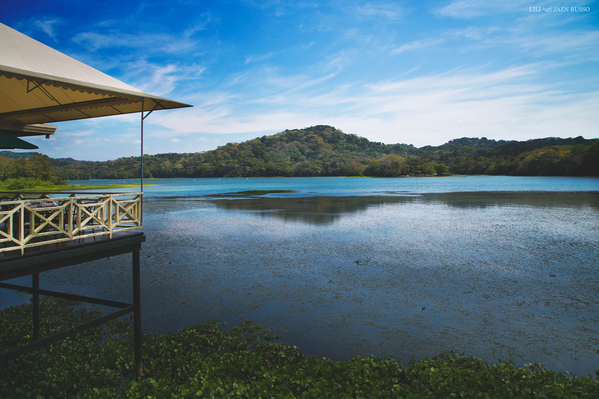 El gran Lago Gatún, Gamboa.