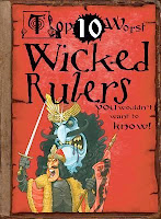 bookcover of WICKED RULERS: YOU WOULDN'T WANT TO KNOW!  by Fiona MacDonald