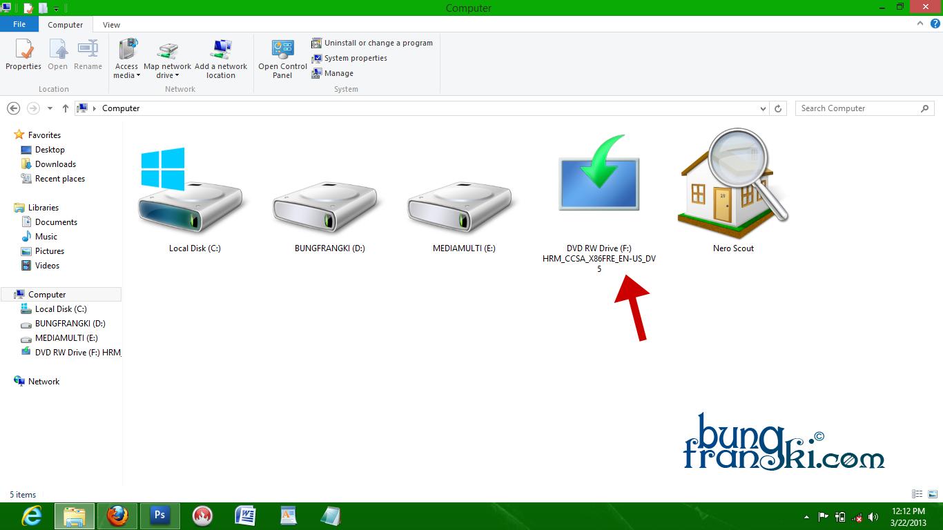 Cara Instal .NET Framework 3.5 Secara Offline pada Windows 8 Pro, 8.1 dan 10