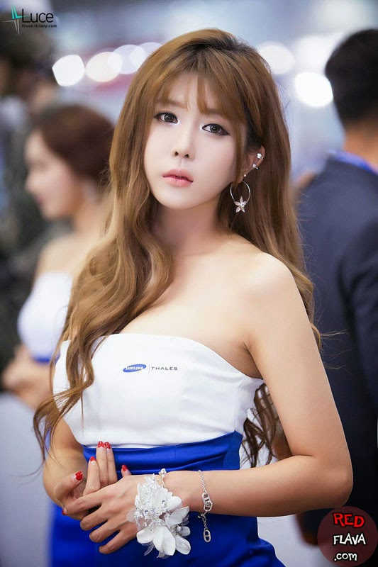 Heo Yun Mi - ADEX 2013 Event Pics