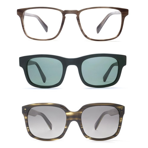 2208500e6304 The folks at Warby Parker have dropped some cool new frames for spring  2012. If unfamiliar, this is how it works. All their frames, with lenses  and coatings ...