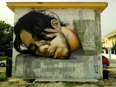 صور واقعية فى شارع الفن