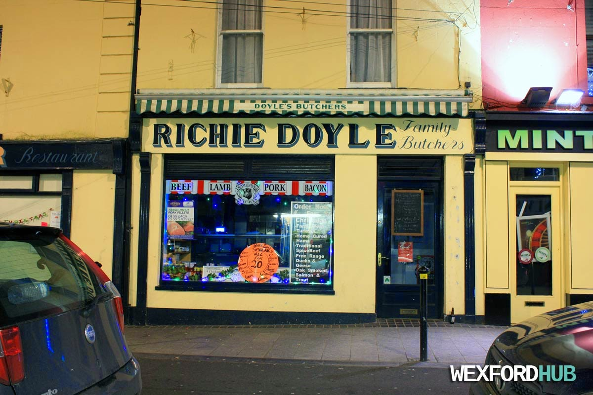 Richie Doyle Butchers, Wexford