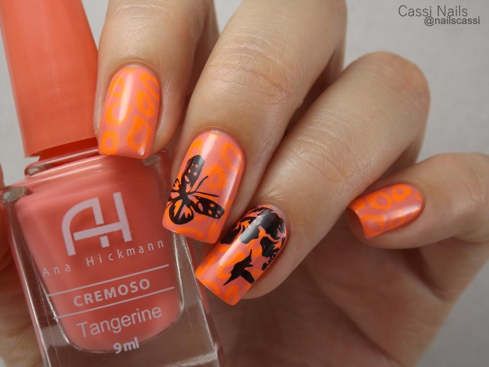 Cassi nails plaquinhas da carimbo decor unhas for Decor unhas