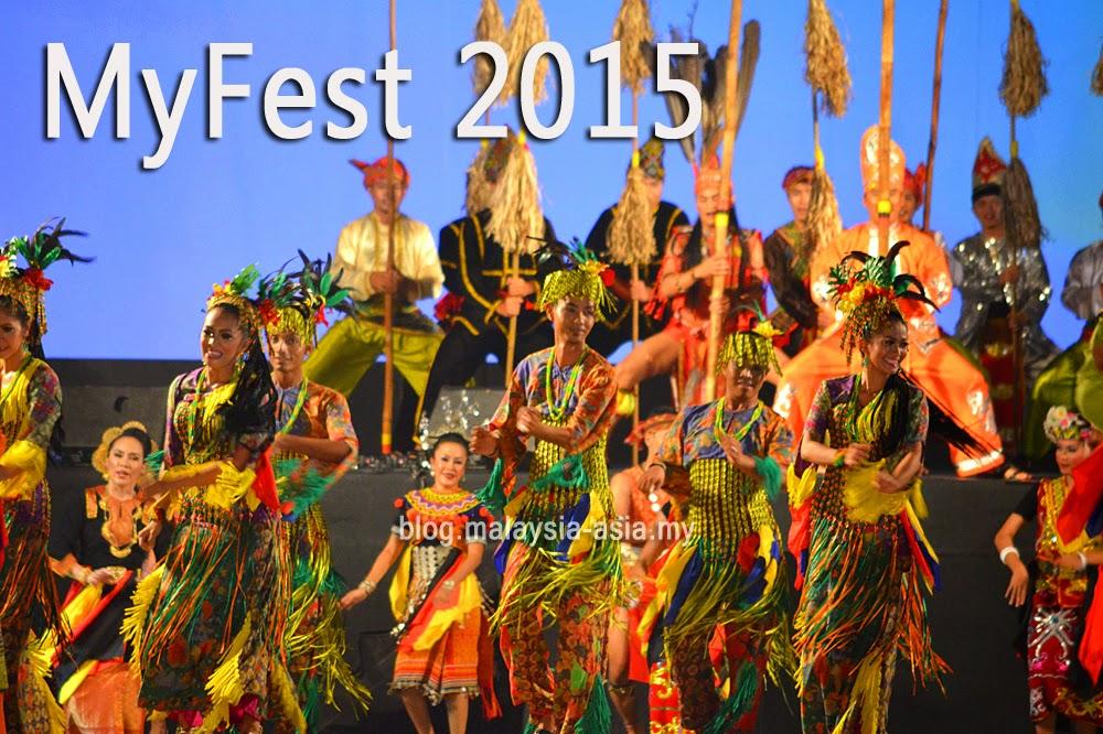MyFest 2015 Malaysia