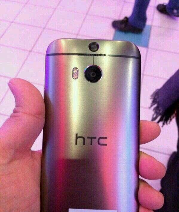 HTC M8 live image
