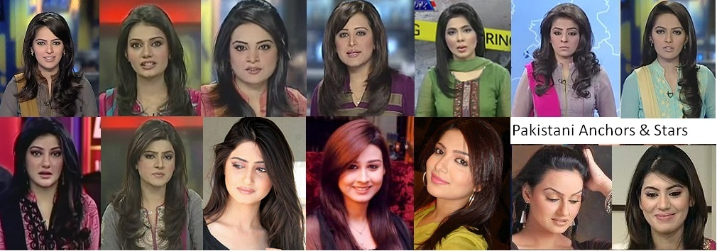Pakistani Television Captures And Hot Models