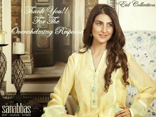 Sana Abbas Designer Dresses for Eid-14-15