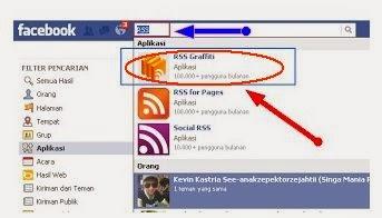 cara menghubungkan blog ke facebook