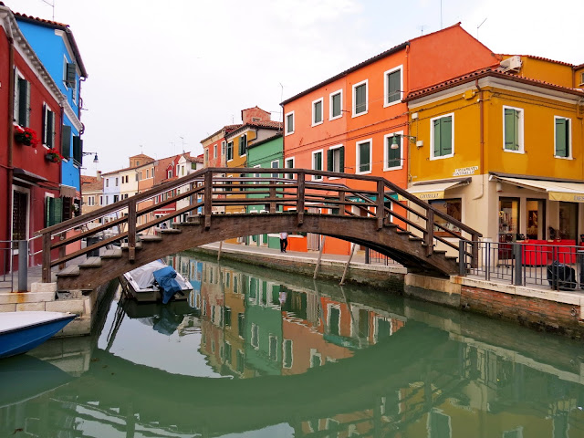 burano island bridge