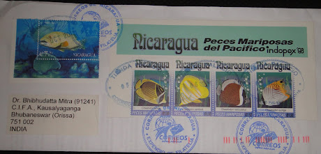 Cover from Nicaragua