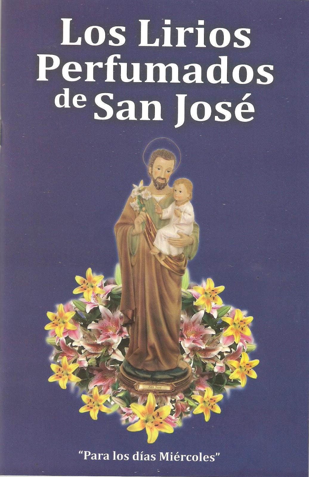 LIRIOS PERFUMADOS DE SAN JOSÉ
