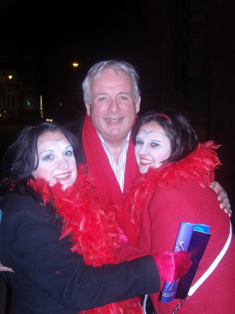 Rocky Horror Show UK Tour Christopher Biggins