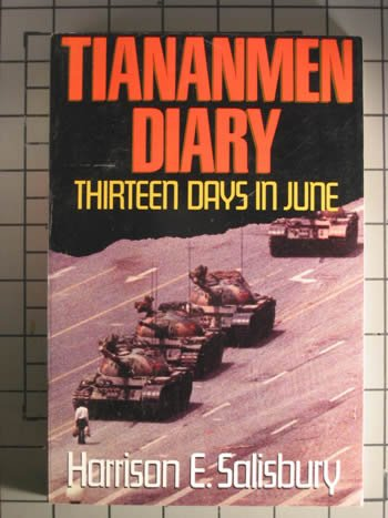 a review of the book tiananmen diary The diary was first published in the netherlands on june 25, 1947 the diary was first published in the netherlands on june 25, 1947 read time's original book review for anne frank's diary.