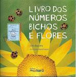 Livro dos números bichos e flores