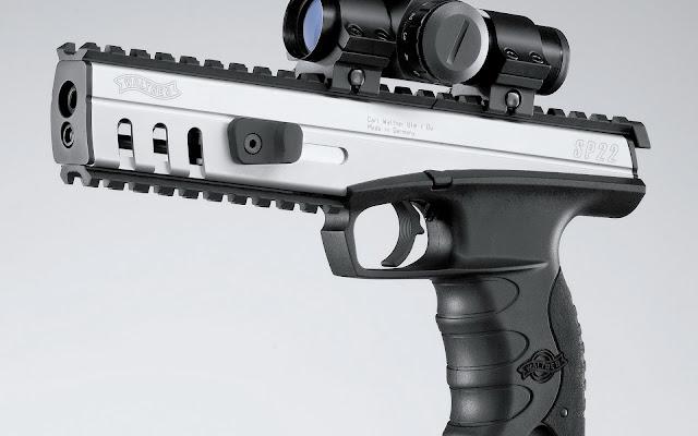 Pistola Walter SP22