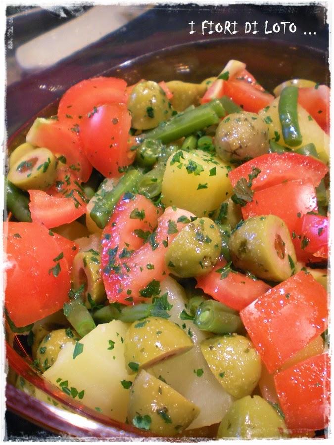 insalata invernale di patate