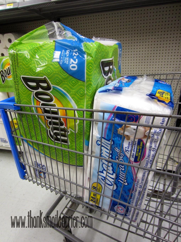 P&G at Walmart