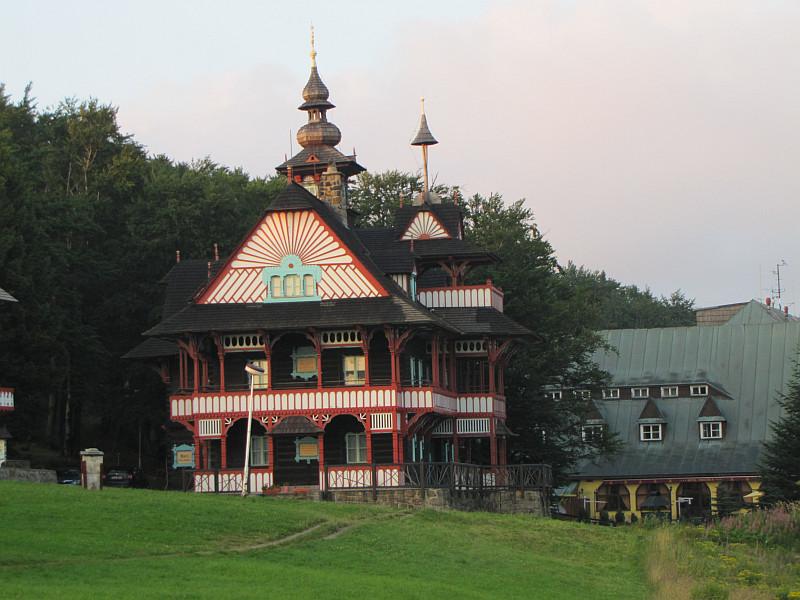 Hotel Maměnka.