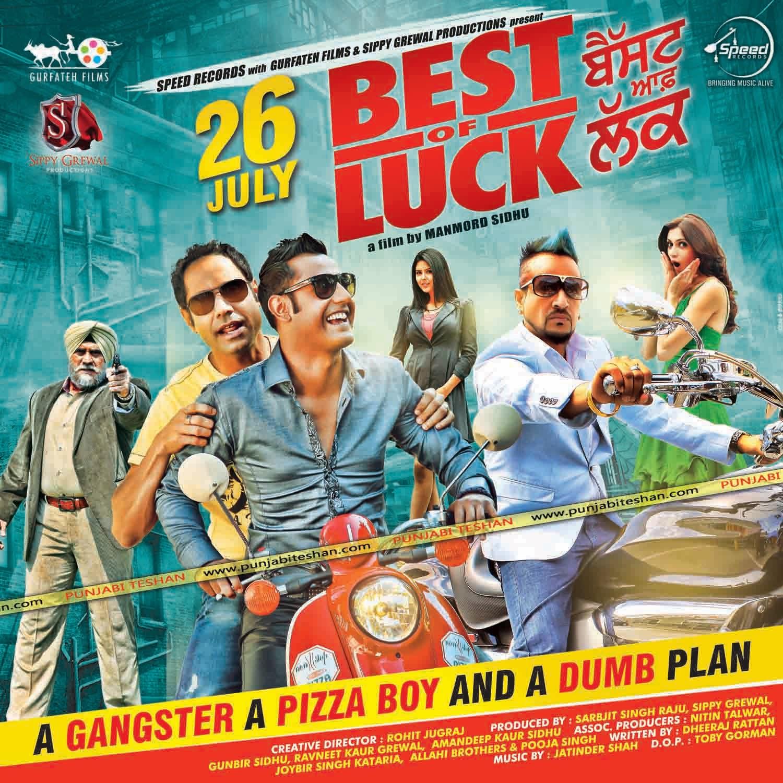 Best of luck 2013 punjabi movie watch online dvd in youtube