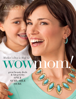 Avon Catalog April 2013