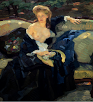 Leo Putz (1869 - 1940)German Artist