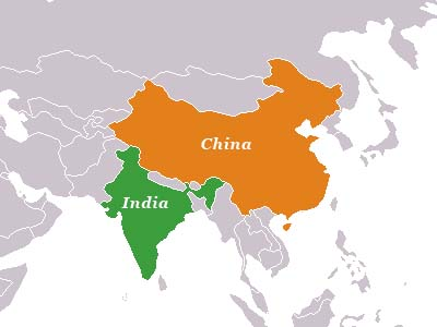 organix environment in china and india This says two things: india and china both suffered a declining per capita income and a rising population during the first half of the 20th century, but that india was slightly better off than china between 20% [kumar] and 40% [maddison.
