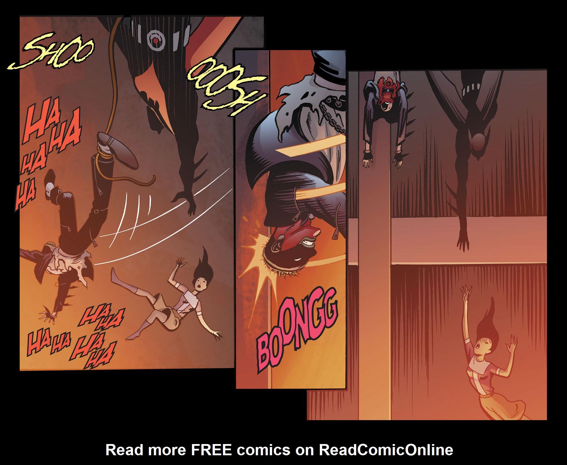 Batman Beyond (2012) Issue #18 #18 - English 20