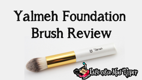 Yalmeh Foundation Brush Review