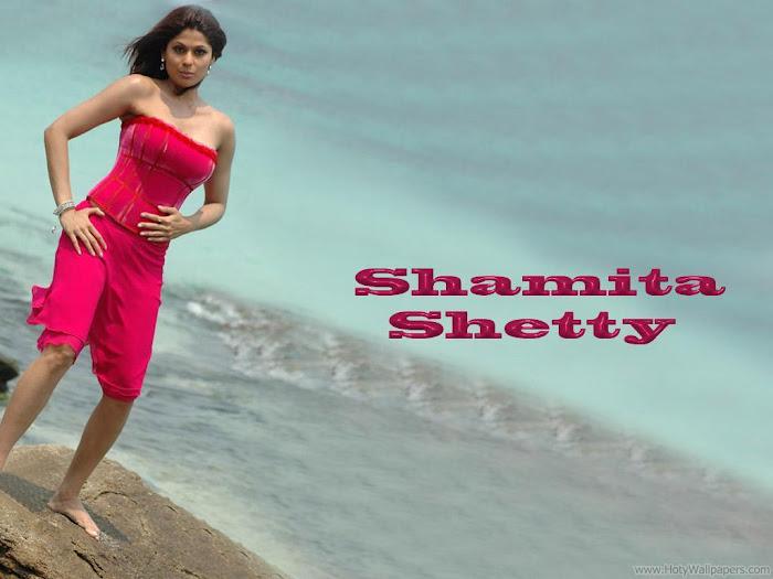 Shamita Shetty HD Wallpaper -02