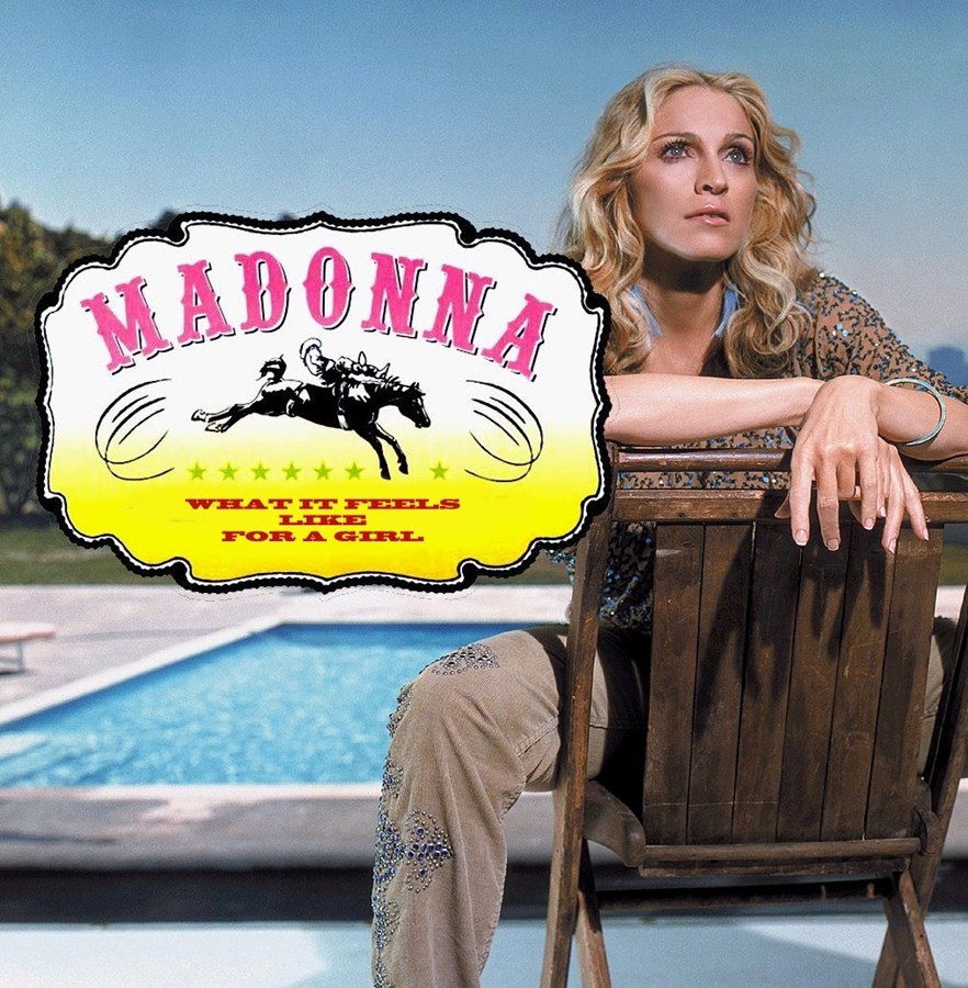 what it feels like for a girl madonna: