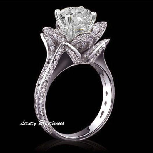 Luxury Experiences Engagement rings LE suggests