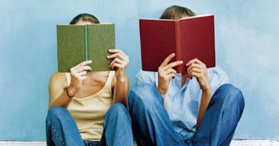 Solo il 20 percento dei lettori completa un libro!
