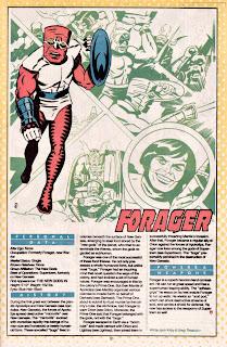 Forager (ficha dc comics)
