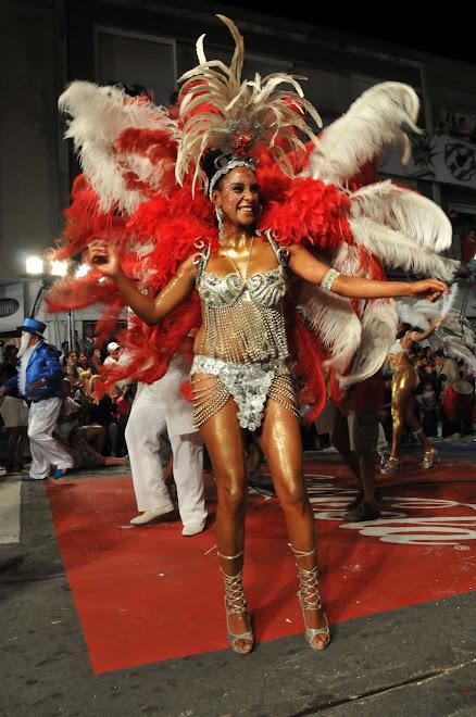 DESFILE DE LLAMADAS 2012 CARNAVAL EN URUGUAY