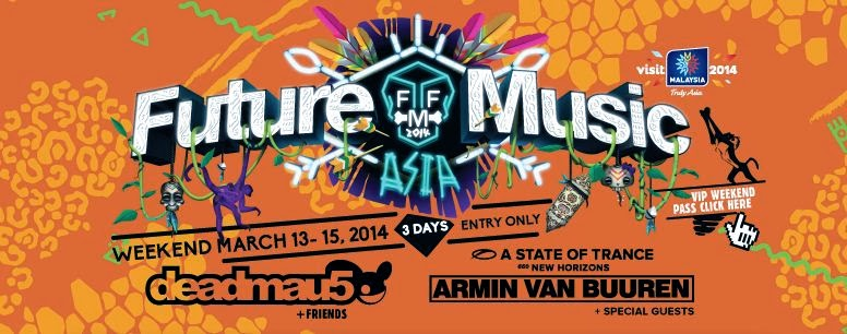 Future Music Asia malaysia banner