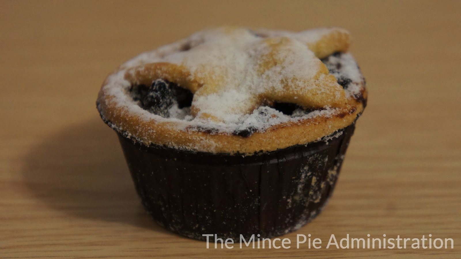 The Mince Pie Administration: Pret A Manger - Mince Pie