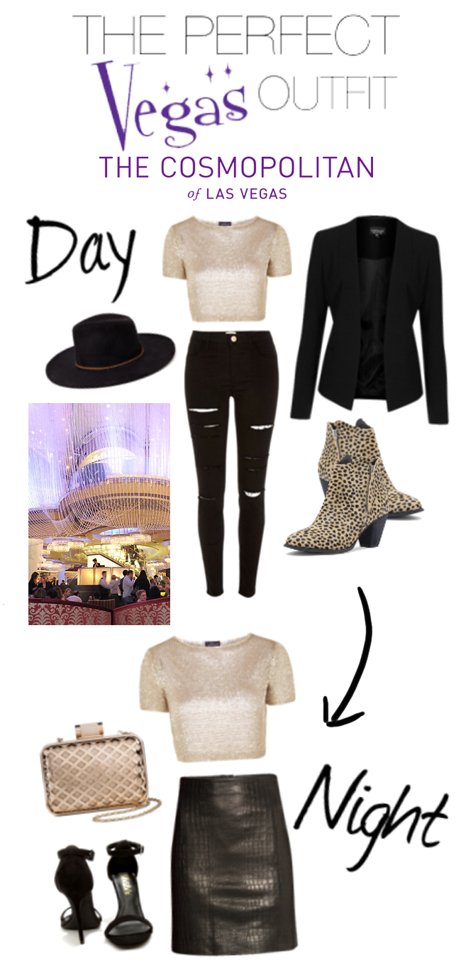 Vegas Outfit for fall