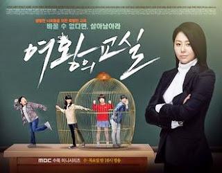 RTV Tayangkan DRAMA KOREA Queen Of Classroom