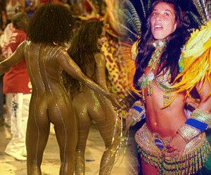 Brazil carnival nude photo