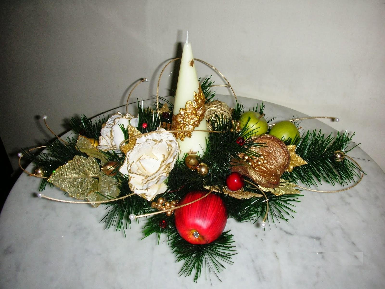 HandMade Owo Stroiki Boonarodzeniowe Na St Christmas