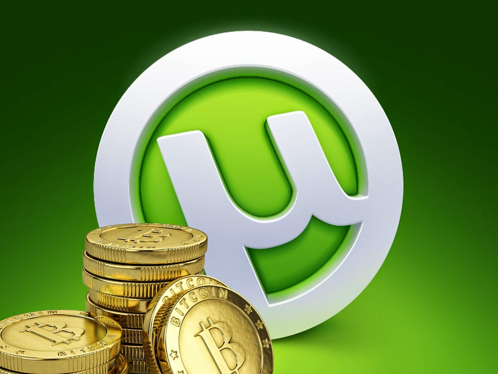 uTorrent App Bundled With Bitcoin Mining Program