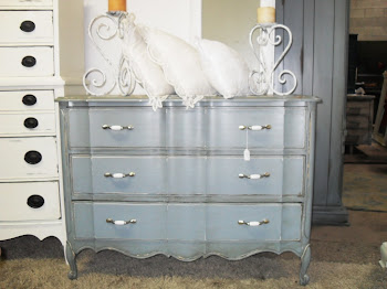 FRENCHGARDENTREASURES DRESSER(SOLD)