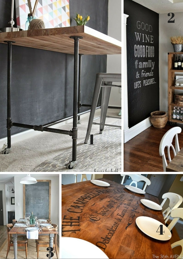 Http Ourvintagehomelove Blogspot Ca   Dining Room Table Tutorial Html