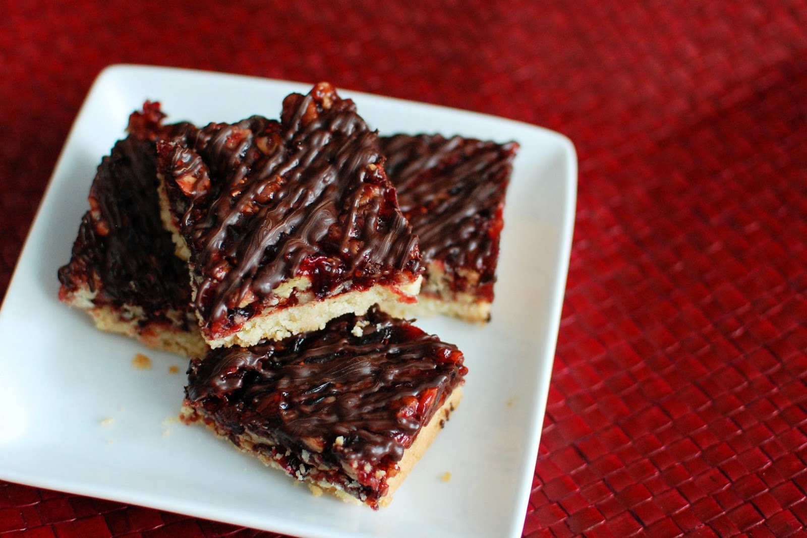 5th Day Of Christmas Turtle Cheesecake Bars Recipe — Dishmaps