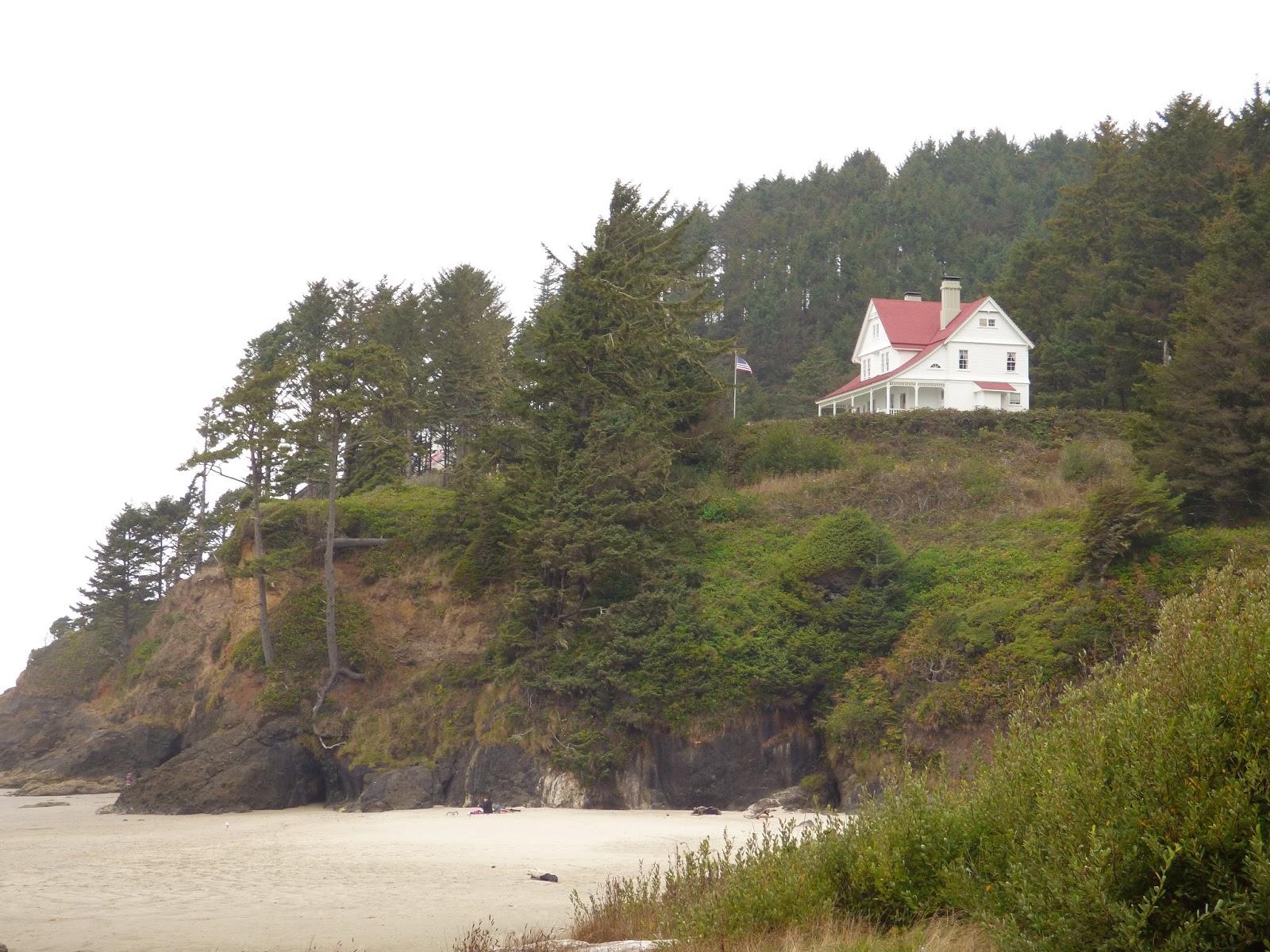My Life My Art My Journey Yaquina Bay Amp Heceta Head Oregon Coast