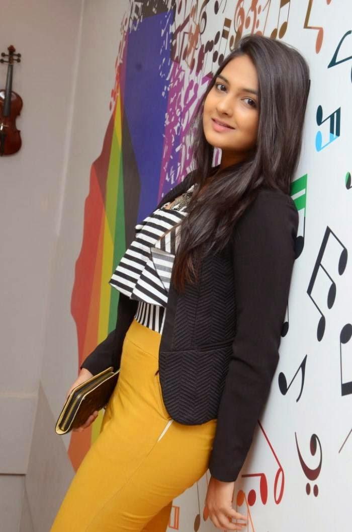Neha Deshpande Latest Sills at The Bells Movie Audio Success Meet