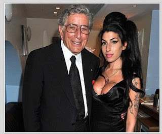 tony bennet y amy winehouse. ultima canción de amy winehouse